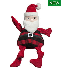 Holiday Knottie, Large Santa